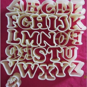 Malay English Alphabet Cutter
