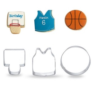 Metal Cutter (Basketball Set)