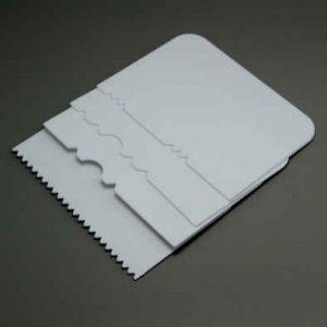 Side Scraper Patterned Edge (4 pcs)