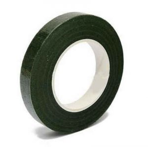 Flower Tape (Dark Green)