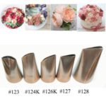 Decorating Tips Rose Petal 5 pcs