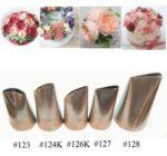 2018 Decorating Tips Rose Petal 5 pcs
