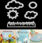 Cutter (Sun, Cloud, Grass)