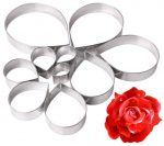 Rose Cutter 10 pcs