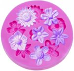 Mould (Flower 6 pcs)