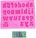 Mould - Alphabet Lowercase (Groovy)