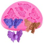 Mould - Butterfly (3 pcs)