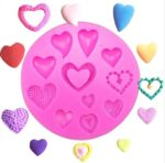 Mould - Heart (11 pcs)